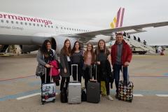 MINT Schüleraustausch Bornheim (04/2018)