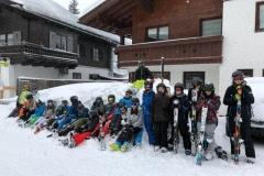 Skifahrt 2018